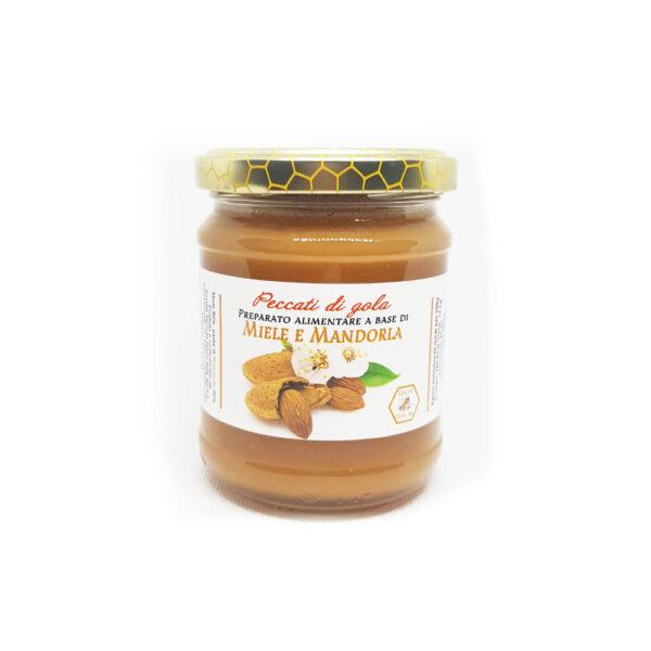 Miele e Mandorla 125g