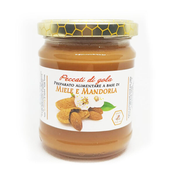 Miele e Mandorla 250g